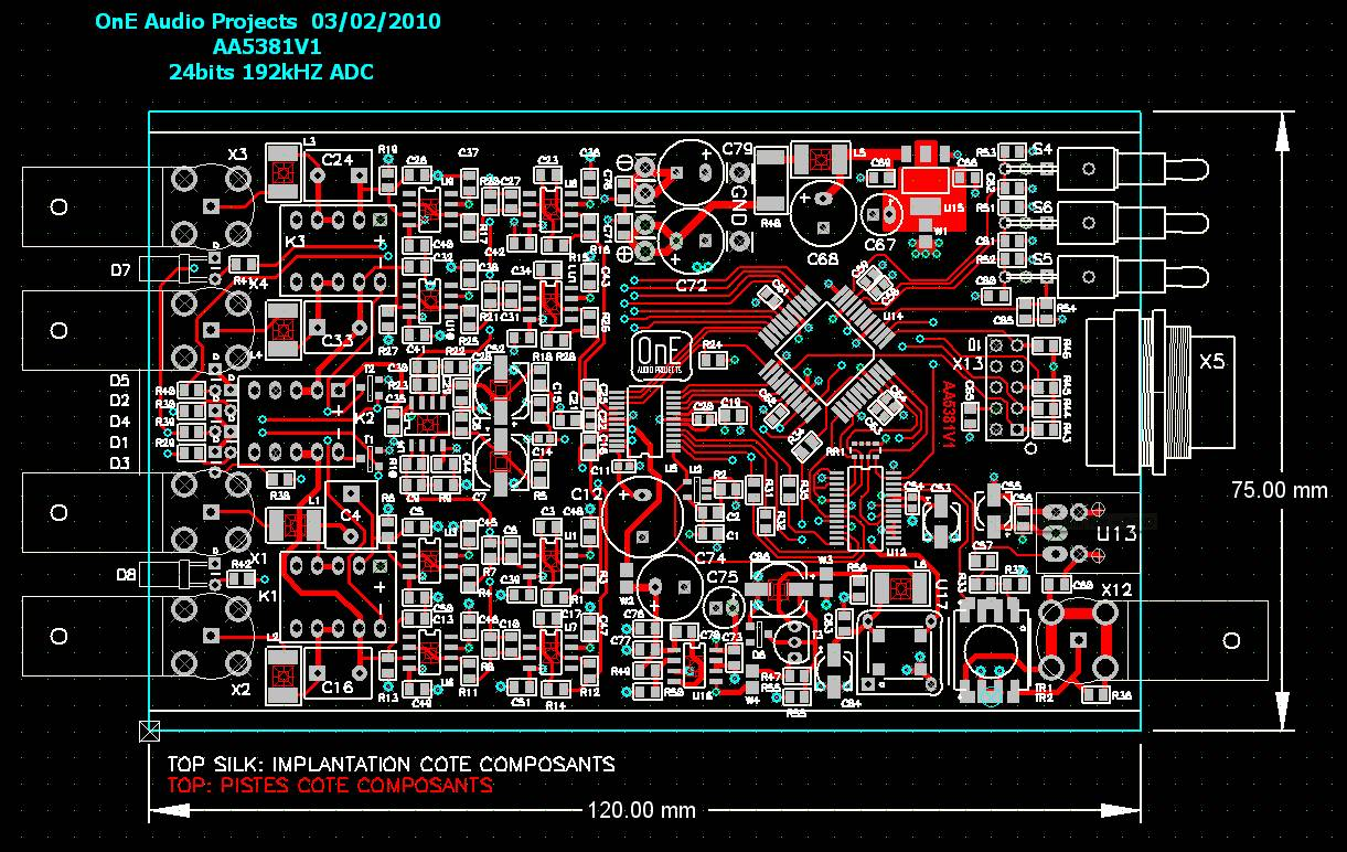 Diy Analog To Digital Converter Projectaudio Measurements Tool D A Circuit Diagram Click The Image Open In Full Size